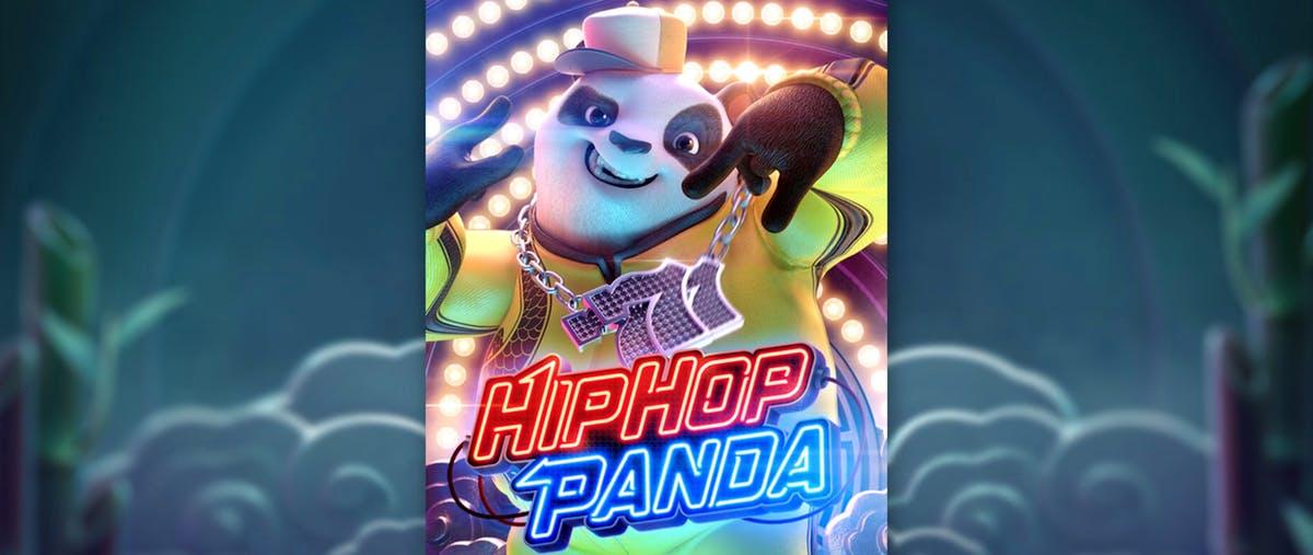 Hip Hop Panda อีก 1 การเดิมพันสล็อตที่ได้รับความนิยมอย่างมาก