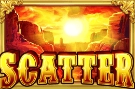 SCATTER ของ WILD WEST GOLD
