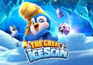 เกมสล็อตออนไลน์ แนะนำวิธีเล่น THE GREAT ICESCAPE บนเว็บ SBOBET