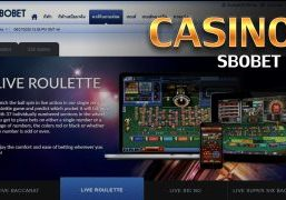 เล่นคาสิโนออนไลน์ เว็บไหนดี แนะนำเว็บเล่นพนันออนไลน์ SBOBET